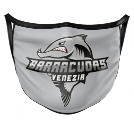 Mascherina BARRACUDAS