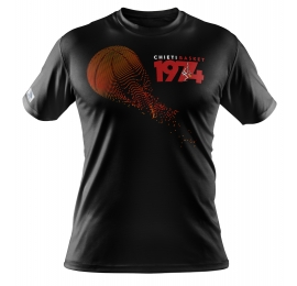 BALL TSHIRT CHIETI BASKET