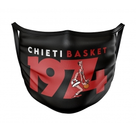 MASCHERINA CHIETI BASKET