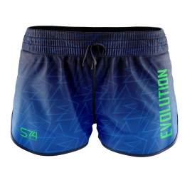 SHORT RUNNING EVOLUTION - SLIP INTEGRATO